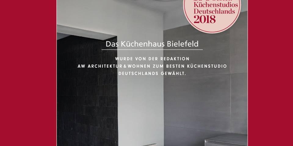 Das Kuchenhaus Bielefeld Gehort Zum Dritten Mal In Folge Zu Den 100