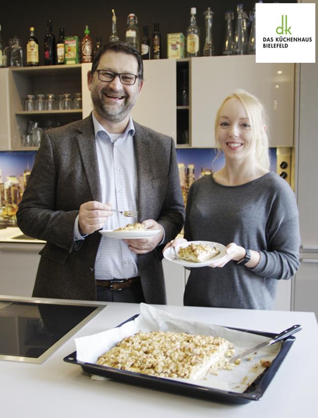 Das k chenhaus bielefeld weihnachtsb ckerei leicht for Kuchenstudios in bielefeld